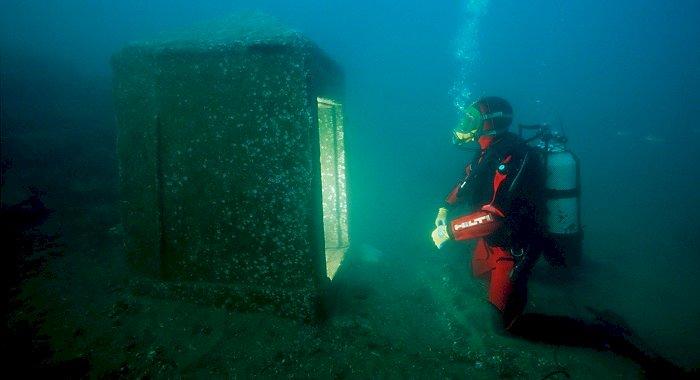 """Descoperirea unui oraș scufundat i-a uimit pe cercetători.""""Atlantida Egiptului"""""""