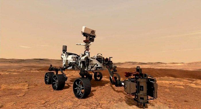 Misiunea Mars 2020. Roverul Perseverance al NASA pleacă într-o călătorie istorică pe Marte