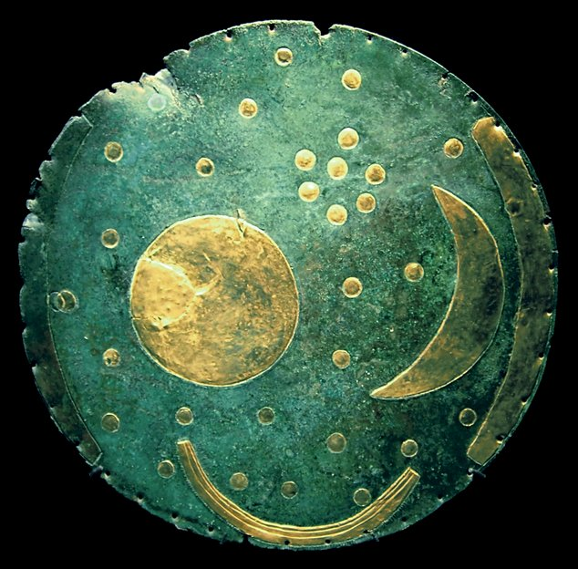 Misterul Discului Nebra, cel mai vechi calendar astronomic din lume