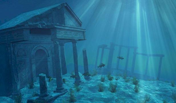 Arheologii au descoperit lingouri dintr-un metal misterios, care ar putea proveni din Atlantida