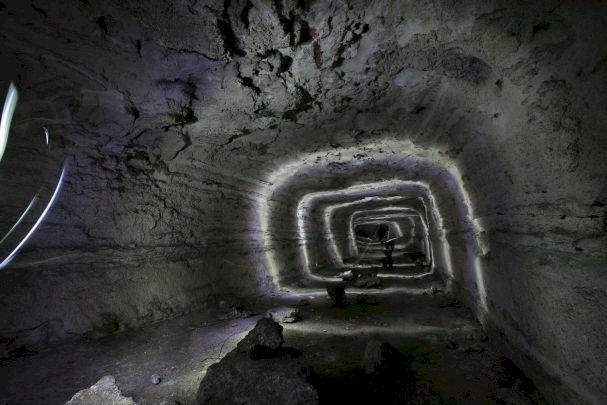 Labirintul subteran din Dobrogea. Locul pe unde fugarii treceau în Bulgaria, în vremea lui Ceauşescu
