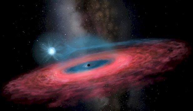 A fost descoperită o gaură neagră monstruoasă care n-ar fi trebuit să existe