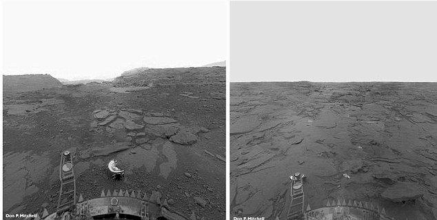 Extraterestrul de pe Planeta Venus? Rusii au descoperit o creatura ciudata