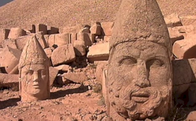 """Cele mai misterioase relicve din Asia Mică - sanctuarul """"Dacilor Nemuritori"""" din Anatolia"""