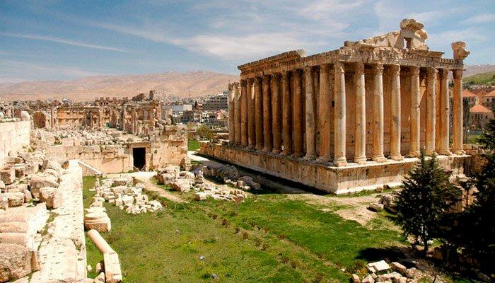 Misterul templului din Baalbek