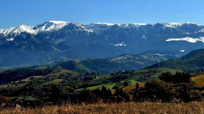 Misterele munţilor României