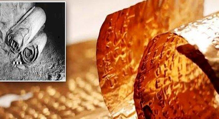 Sulul de cupru, harta antică a unei comori colosale pe care nimeni nu o poate găsi