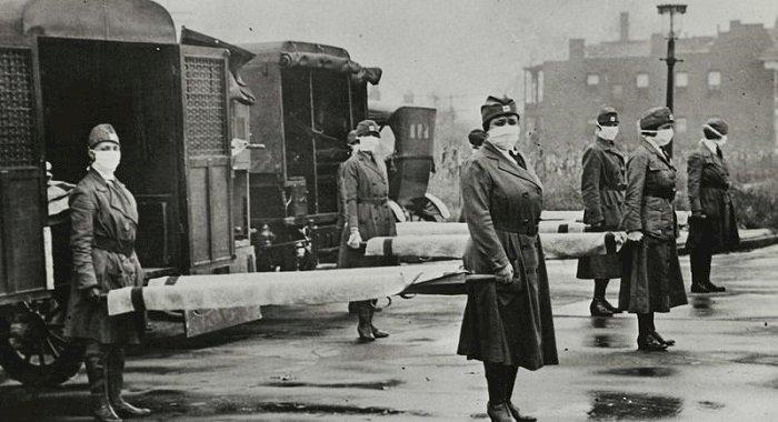 Epidemia de gripă uitată din urmă cu 85 de ani: au murit 46.000 de români