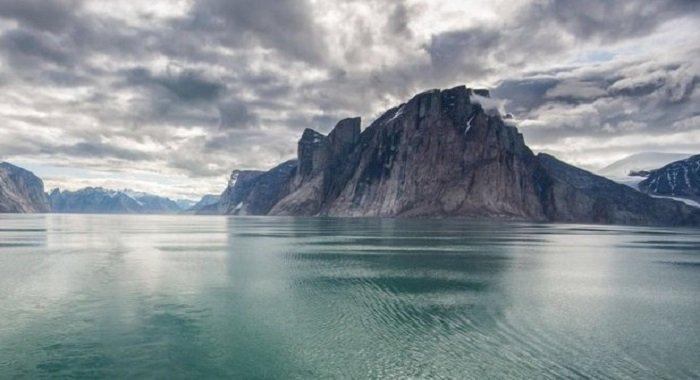 O bucată dintr-un continent dispărut, descoperită în Canada